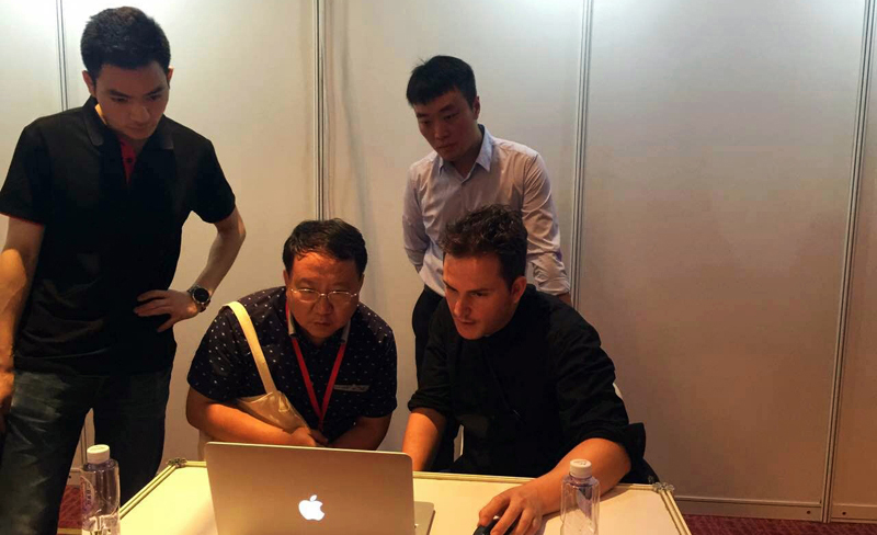 eVida® Vascular makes its way into China