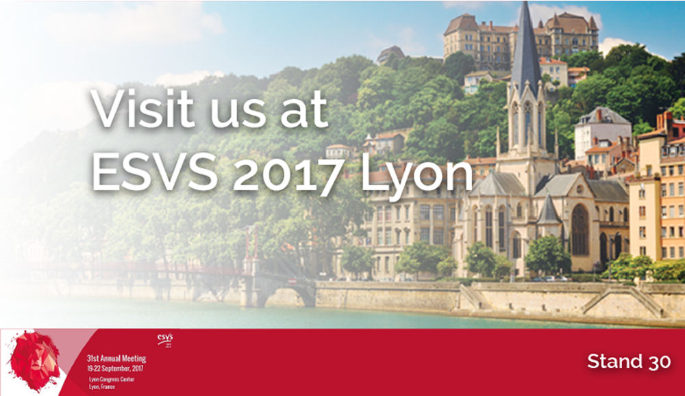 European presentation of eVida Vascular at annual European Society for Vascular Surgery meeting